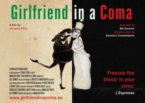 Girlfriend in a coma di Bill Emmott - streaming -